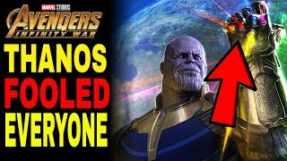 Download Thanos Changed ALL of Reality in Avengers Infinity War Video