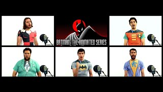 Download BATMAN: THE ANIMATED SERIES THEME ACAPELLA Video