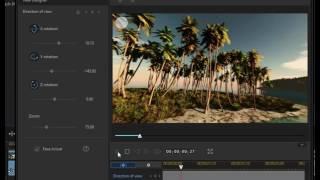Download Working with 360 VR video in PowerDirector 15, Part 2 Video