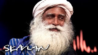 Download Life advice from Sadhguru: – Live each moment as if it were your last | SVT/TV 2/Skavlan Video