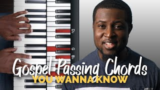Download Gospel Passing Chords #1 | Diminished to Minor Video