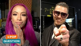 Download What surprise Rumble entrants do WWE Superstars want to see?: WWE Pop Question Video