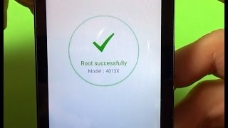 Download Alcatel One Touch Pixi 3 (4) 4013X Android 4.4.2 - How to root (100% FREE ) Video