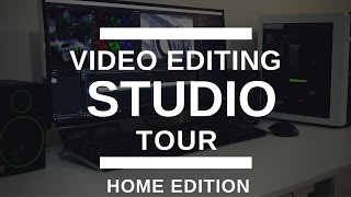 Download Video Editing Home Studio Tour Video