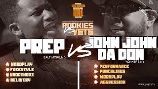 Download JOHN JOHN DA DON vs PREP SMACK/ URL RAP BATTLE Video