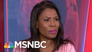 Download Omarosa Manigault: I'm Interested In Exposing What Was Happening Behind The Scenes | MSNBC Video
