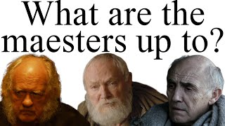 Download The Grand Maester Conspiracy: what are the maesters up to? Video