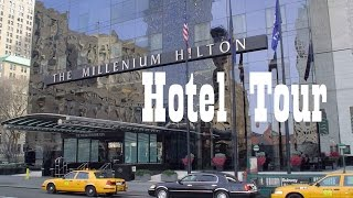 Download Hotel Tour: The Millenium Hilton New York City, NY Video