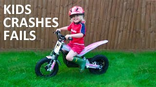 Download Kids fails on motorcycles 2018 Video