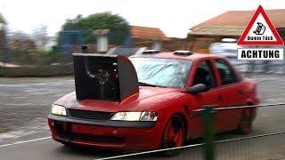 Download Riesige Lufthutze gebaut + Carbon auf dem Dach   Dumm Tüch Opelix Video