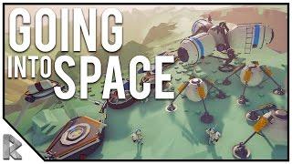 Download Going into Space?! - Astroneer #6 (Astroneer Alpha Gameplay) Video