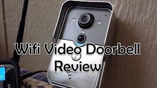 Download Wifi Smart Home Video Doorbell (Ring Doorbell Alternative) Video
