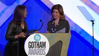 Download Mayor's Office of Media & Entertainment accept the Appreciation Award at the 2016 IFP Gotham Awards Video