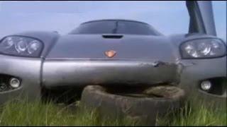 Download Stig crashes Koenigsegg CCX - Top Gear series 8 - BBC Video