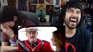 Download Exclusive SUPER TROOPERS 2 RED BAND TRAILER and MEOW! REACTION!!! Video