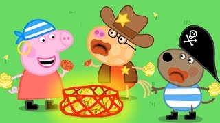Download Peppa Pig Full Episodes   Halloween Special 🎃 - Pirate Party   Cartoons for Children Video