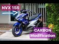 Download Yamaha Aerox 155 vs NVX 155 Movistar Logo Modification UPDATE Video