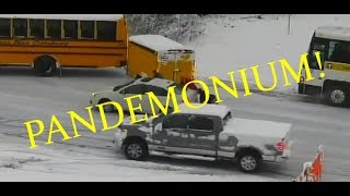 Download Absolute pandemonium blizzard traffic in MN right now! Video