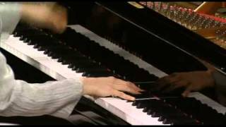Download Bach, Busoni - Chaconne in D minor BWV 1004 - Helene Grimaud (piano) Video