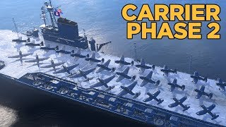 Download PTS 0.8.0 Phase 2 Carrier Gameplay Discussion - World of Warships Video
