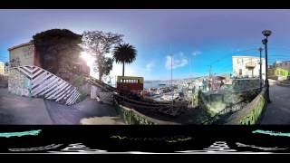 Download Valparaíso 360 Tour VR Video