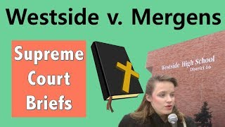 Download Can You Start a Bible Study Club at School? | Westside Community Board of Education v. Mergens Video