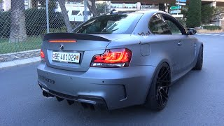 Download BMW 1M Series w/ AK47 Exhaust System! LOUD Backfires! Video