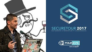 Download SecureTour17: Mustafa Al-Bassam relives Lulzsec days Video