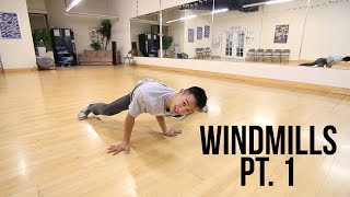 Download How to Breakdance | Beginner Windmills Pt. 1 | Power Move Basics Video