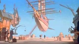 Download Treasure planet - trailer HD HQ Video