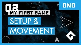 Download My First Game - DnD - Setup & Movement - Space Rocks (Part 2) Video