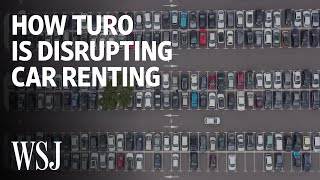 Download Why Turo, the 'Airbnb for Cars', Is Angering Rental Companies | WSJ Video