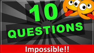 Download 10 Trick Questions your friends will ALWAYS get Wrong!! (with answers) Video