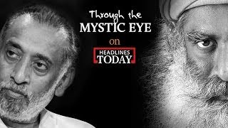Download ″Yoga For Today″ Dilip Cherian with Sadhguru   Through the Mystic Eye Video