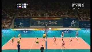 Download Poland Brazil Olympics 2008 (short cut) Video