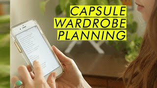 Download Planning for my Fall Capsule Wardrobe + Thrift Haul Video