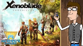Download Mother's Basement Review: Xenoblade Chronicles - Part 1 Video