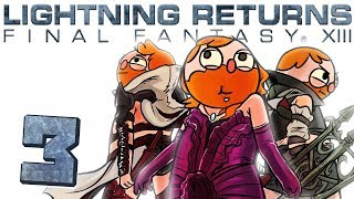 Download Lightning Returns: Final Fantasy XIII-3 [The End] - THEN WHAT'S THE F*$#ING POINT?! Video