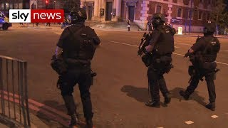 Download London terror: Police shoot dead terrorists within eight minutes Video