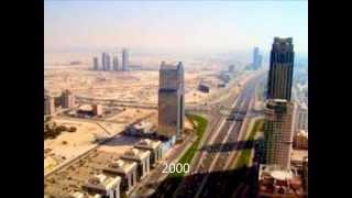 Download Dubai Timelapse 1930 - 2012 Video