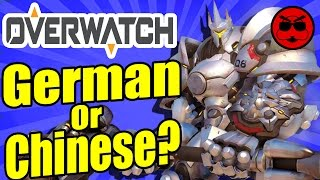 Download Reinhardt's Skins Are CHINESE!? Overwatch World Culture! Video