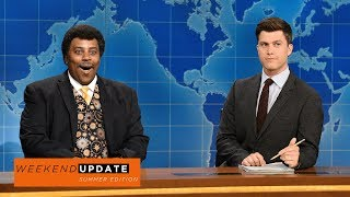 Download Weekend Update: Neil deGrasse Tyson on the Solar Eclipse - SNL Video