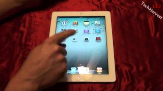 Download Apple iPad 2: First Time Power Up (White 64GB WiFi) Video