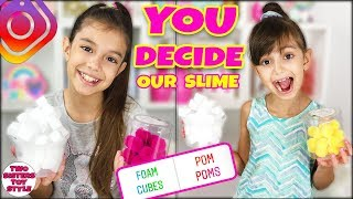 Download Instagram Followers CONTROL our SLIME (you decide) Video