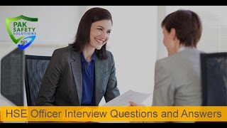 Download Safety Officer Interview Questions and Answers - Part 2 Video