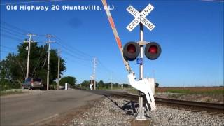 Download Railroad Crossings of the NS Memphis District East End Part 2 (Decatur, AL to Fackler, AL) Video