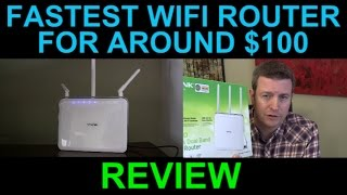 Download Fastest Most Powerful WiFi Router - TP Link Archer C9 AC 1900 Wireless Dual Band Gigabit Review Video