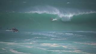 Download Kelly Slater Double Barrel At The Eddie Video