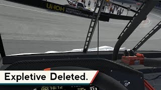 Download iRacing : Expletive Deleted [VR] (2018 NiS Bristol I) Video