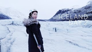 Download Iceland Day 2 | Glacier Hiking w Extreme Iceland! Video